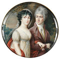 Count Nikolaus Esterhazy and his wife Marie Françoise de Roisin.jpg