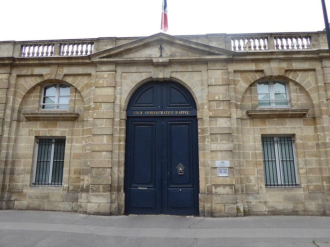 Fichier cour administrative d 39 appel bordeaux july 2014 - Chambre correctionnelle cour d appel ...