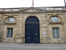 Cour Administrative D'Appel, Bordeaux, July 2014.JPG
