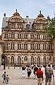 Courtyard facade of Friedrichsbau - Heidelberg Castle - Heidelberg - Germany 2017 (3).jpg