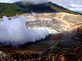 Cráter del Volcán Poás, Alajuela, Costa Rica. - panoramio.jpg