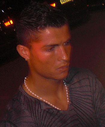 Cristiano Ronaldo - april09