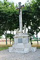 Critot (Seine Maritime). Monument aux soldatsvictimes d'un accident ferroviaire en 1870.jpg
