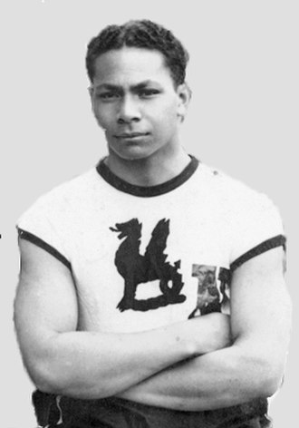 Tāufaʻāhau Tupou IV -  The King as a student at Newington College