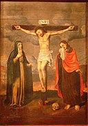 Crucification-Vierge (XVI°)