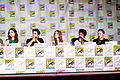 Crystal Reed, Dylan OBrien, Holland Roden, Tyler Posey & Jeff Davis.jpg