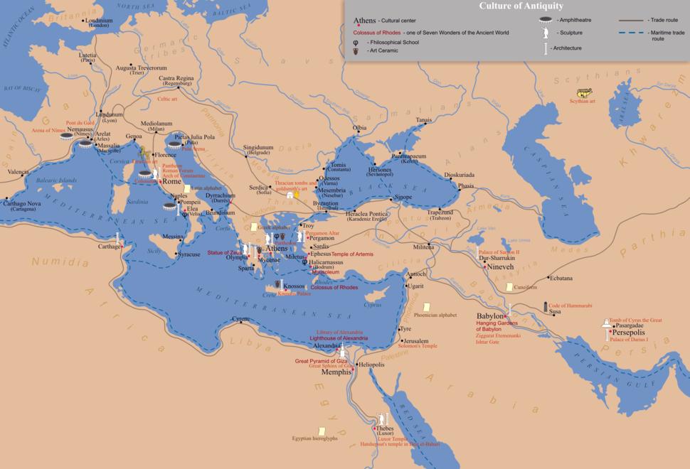 Culture of Antiquity