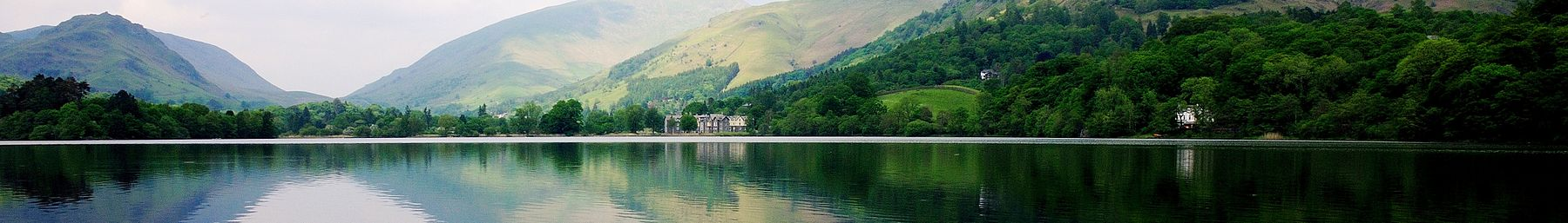 Grasmere in the Lake District, Cumbria