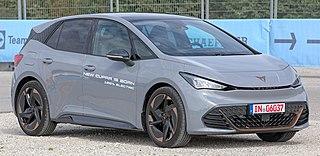 Cupra Born Motor vehicle
