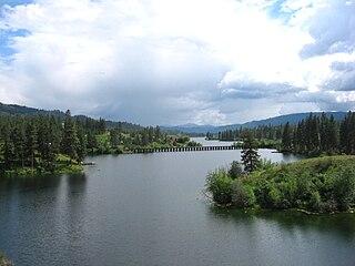 Curlew Lake (Washington) lake in United States of America