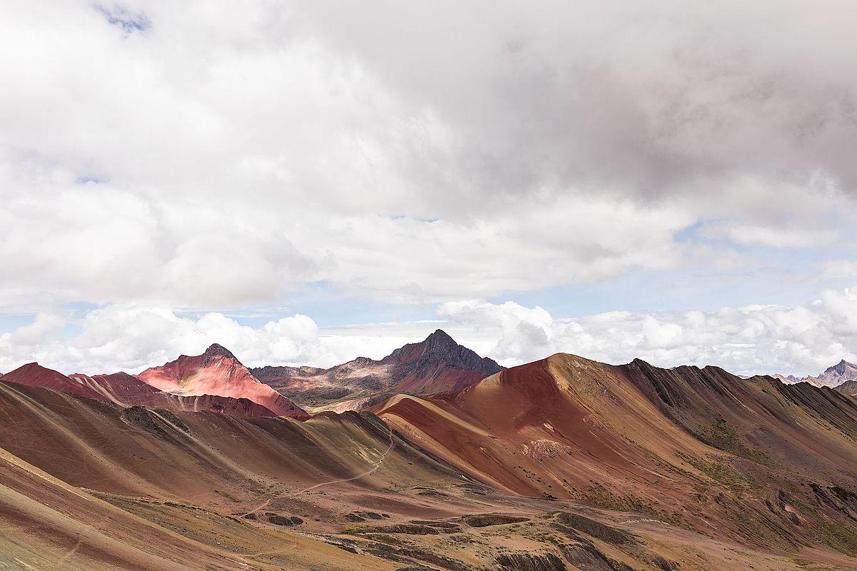 Vinicunca, la montaña de siete colores en Ausangate