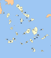 Cyclades municipalities numbered.png