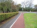 Cycle Path near Swinemoor Lane Roundabout - geograph.org.uk - 1552002.jpg