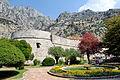 Cytadela w obrębie murów miejskich w Kotorze 01.jpg