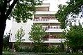 Dětská nemocnice Brno, pavilon B2, východní průčelí.jpg