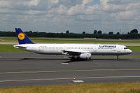 D-AISI - A321 - Lufthansa