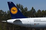 D-AIZD A320 Lufthansa tailfin SCQ.jpg