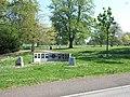 D-Day memorial in Phear Park - geograph.org.uk - 2375675.jpg