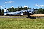 DC-3 OH-LCH at EFJM 20160717.jpg