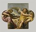 DEUX ANGES MUSICIENS Philippe de CHAMPAIGNE 1648 Louvre.jpg