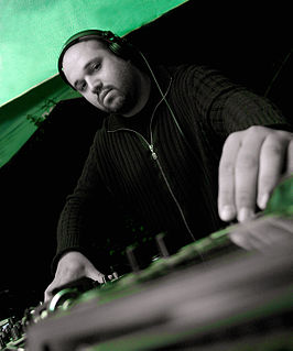 DJ Balthazar in 2006