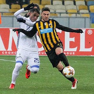 Konstantinos Galanopoulos Greek footballer