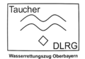 DLRG-Taktisches Zeichen Taucher.png