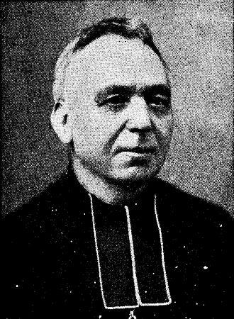 Christene Volkspartij - Adolf Daens, pictured in 1902