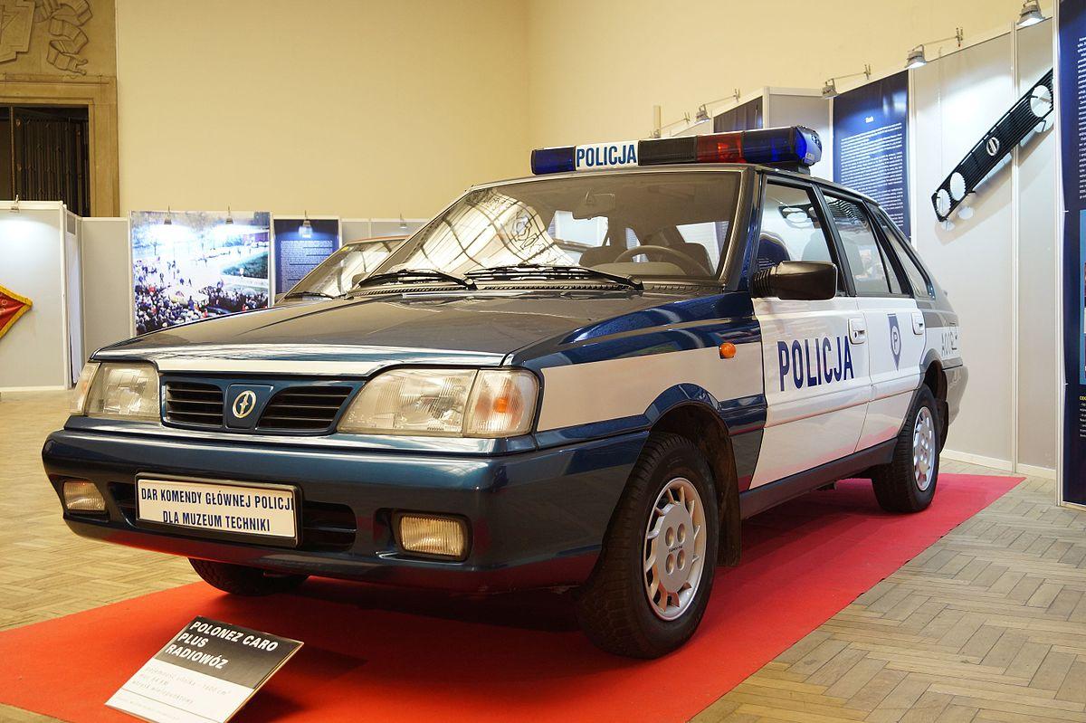 Px Daewoo Fso Polonez Caro Plus Radiow Z Muzeum Nauki I Techniki Warszawa