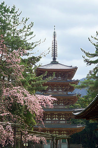 Daigo-ji - The Five-story Pagoda, a National Treasure of Japan