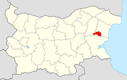 Dalgopol Municipality within Bulgaria and Varna Province.