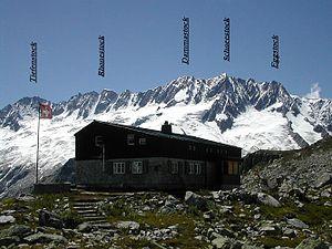 Klettersteig Krokodil : Klettersteig beschreibung bergseelückensteig