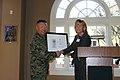 Daniel Yoo and Lin Ezell USMC-120131-M-BJ232-004.jpg