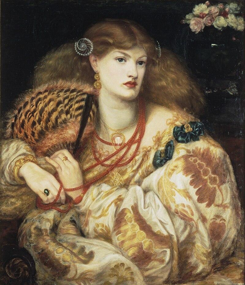 Dante Gabriel Rossetti - Monna Vanna.jpg