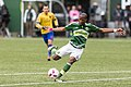Darlington Nagbe Portland Timbers vs Colorado Rapids 2016-10-16 (30342158366).jpg