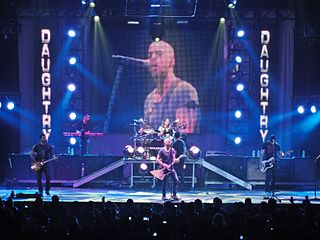Daughtry (band) American rock band