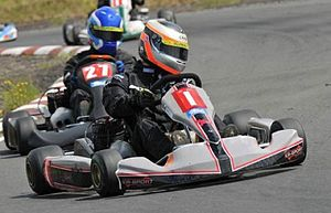 TKM (Karting) - Dave Eadon