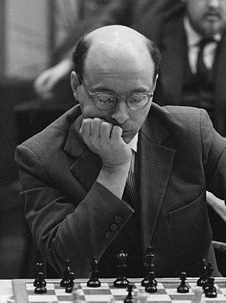 David Bronstein - Bronstein in 1963