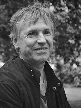 David Pearce (transhumanist), July 2011.jpg