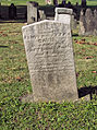 Davis (William), Bethel Cemetery, 2015-10-15, 02.jpg