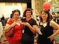 Dawn Rouse, Suebob Davis and Kelli Oliver George (4877084918).jpg