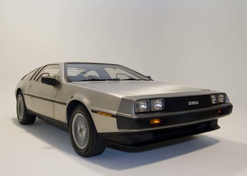 DeLorean DMC-12 (9979)