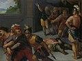 De onthoofding van Julius Paulus en de gevangenneming van Claudius Civilis Rijksmuseum SK-A-421.jpeg