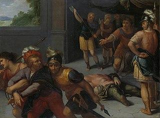Beheading of Julius Paulus and Imprisonment of Claudius Civilis