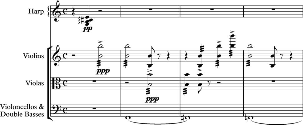 Debussy la Damoiselle Fig 30