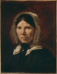 Delacroix - Portrait of Jeanne-Marie, known as Jenny Le Guillou.jpg
