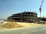 Delhi Airport Area T3 Construction.jpg