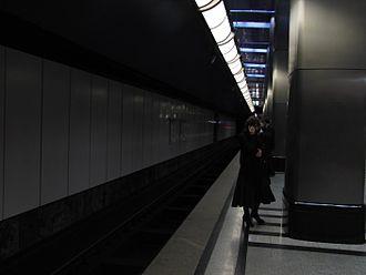 Vystavochnaya - Image: Delovoy tsentr (Деловой центр) (3528824525)