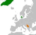 Denmark Serbia Locator.png