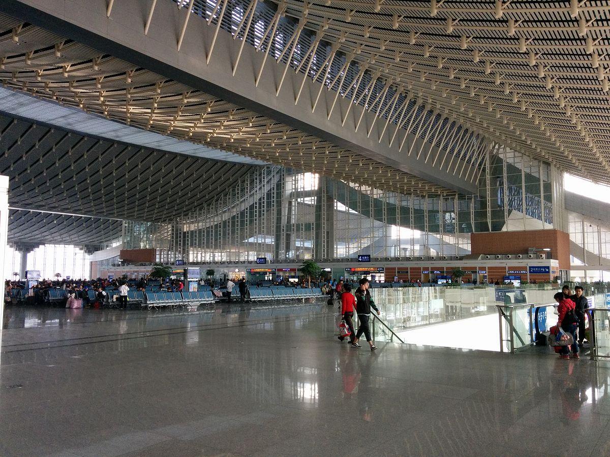 Xiamen north railway station wikipedia for China railway 13 bureau group corporation